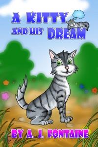 AJ Fontaine-Kitty_dream book