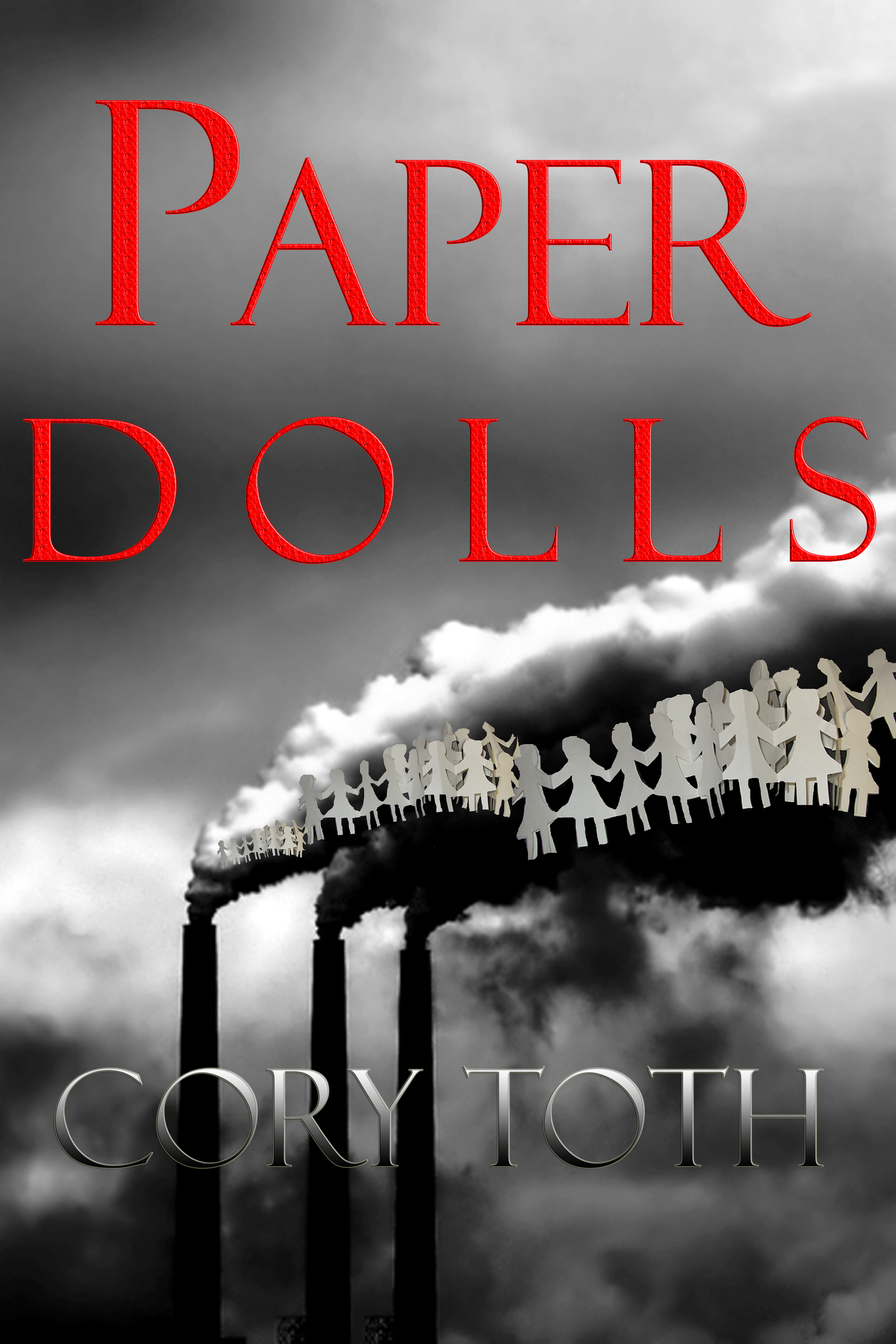 Cory Toth -Paper Dolls - Mystery