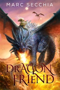 Marc Secchia-Dragonfriend