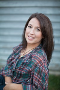 Christian YA Fiction Author Lauren H. Brandenburg