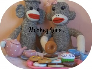 Cindi Walton-Monkey Love