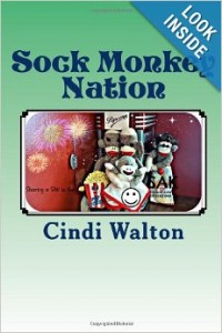 Cindi Walton-sock book