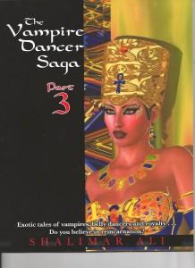 Shalimar Ali - Vampire dancer saga