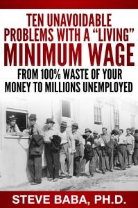 steve baba- minimum wage