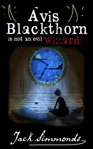 Jack simmonds-AvisBlackthorn wizard