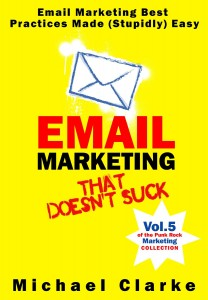 Michael Clarke - Email Marketing