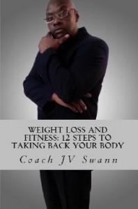 JV Swann - 12 steps book