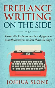 Joshua Slone - FreelanceWritingontheSide