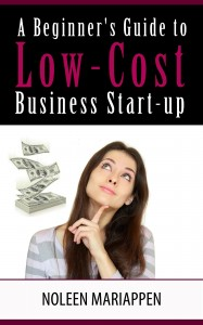 Noleen Mariappen-low cost business start up
