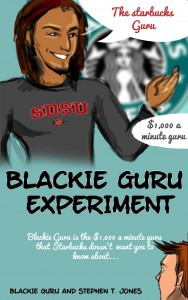 Blackie Guru -Stephen Jones Experiment