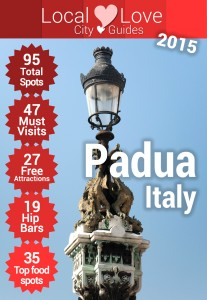 Cris Nog - City Guide to Padua Italy