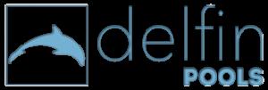 delfin pools logo