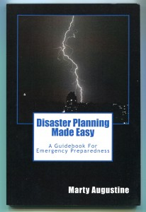 Marty Augustine - Disaster Planning made easy