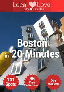 cris nog-boston_in_20_minutes_cover
