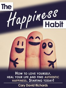 Cary David Richards - happiness habit