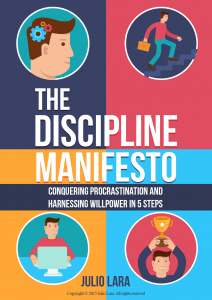 Julio Lara - The - Discipline Manifesto