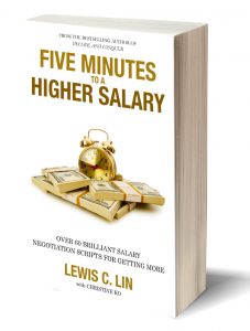 Lewis Lin-5 Mins Higher Salary