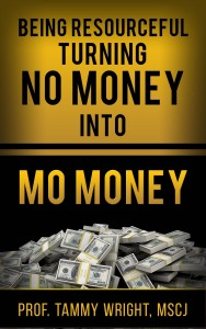 Tammy Wright - momoney book