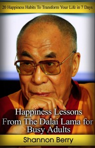 Shannon Berry - Happy Dalai Lama